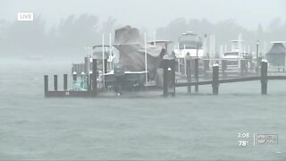 Emergency Management of Manatee County issues voluntary evacuations