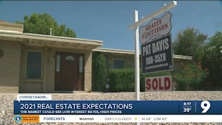 Tucson housing market expectations for 2021