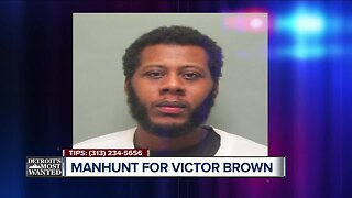 Detroit Most Wanted: Victor Brown