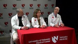 Nebraska Medicine press conference on coronavirus