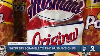 DWYM: Husman's Potato Chips