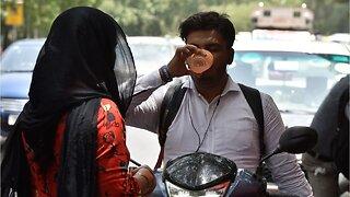 India battles record heatwave