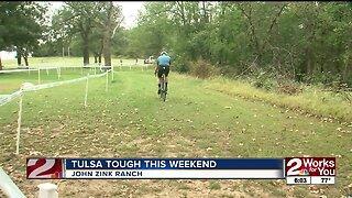 Tulsa Tough this weekend