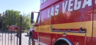 UPDATE: Mother and son die after bedroom fire Tuesday morning