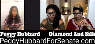 EP 55 | Diamond and Silk talked to Peggy Hubbard about her Senate Run