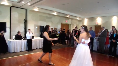 Ring Bearer Pulls Off Beautiful Surprise At Wedding