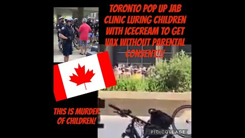 WAKE UP CANADA & SAVE YOUR CHILDREN