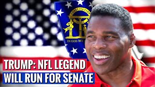 BOMBSHELL: Trump Announces NFL Legend Will Run as Republican in State Democrats Fear Most