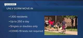 New safety measures for UNLV students