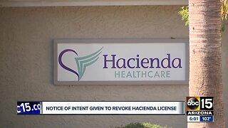 Who is running Hacienda HealthCare?