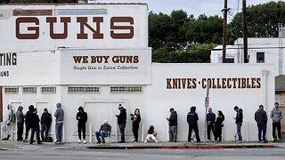 Gun Shops Deemed 'Essential' Business Amid Pandemic