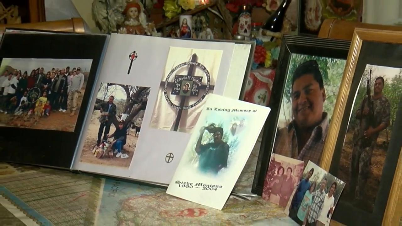 Campsite Cold Case: the murder mystery of Estevan Montano