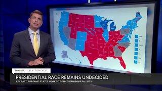 Election 2020 update Thursday 5:30 a.m.