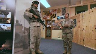 Maryland National Guard fights to ensure COVID-19 vaccine equity