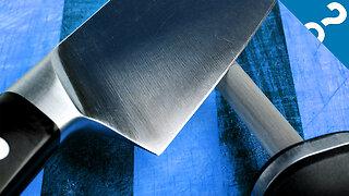 What the Stuff?!: 3 Knife Skills
