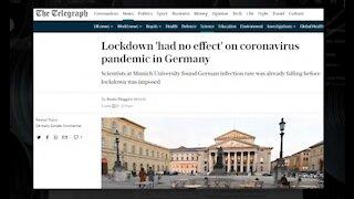 Scientists at Munich University -- Lockdown 'had no effect' on Coronavirus in Germany