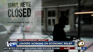 More relief possibly on the way for small businesses