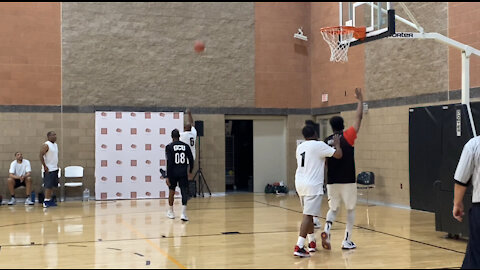 You Gotta See This! Reverse No Look 3Pt Shot - June 13, 2021