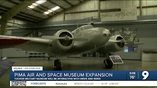 Pima Air and Space Museum expansion
