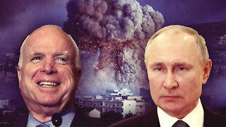 Vladimir Putin Calls Out War Crimes Of McCain And Biden