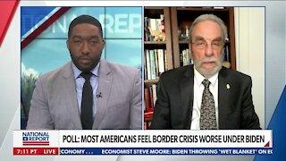 POLL: MOST AMERICANS FEEL BORDER CRISIS WORSE UNDER BIDEN