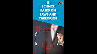 What is A Difference between Scientific Law and Theory