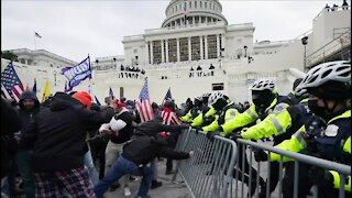 Law enforcement at US Capitol criticized for 'failure' during riot
