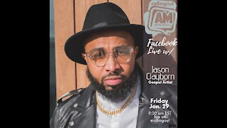 Jason Clayborn embraces his gospel roots on The AM Wake-Up Call