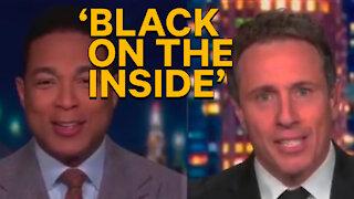 CNN's Chris Cuomo is 'Black On The Inside'
