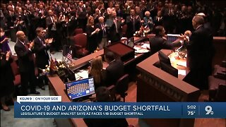 Arizona faces estimated $1.1B budget shortfall due to virus