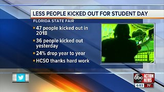 Florida State Fair opens for first weekend