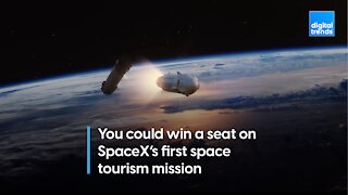 Fancy a free seat on SpaceX's first space tourism mission?