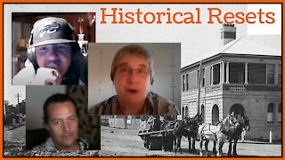 Reset timeline chat with Michelle Gibson, Cambell of Autodidactic & BerserkerBear