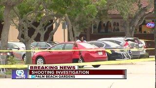 Shooting in Palm Beach Gardens