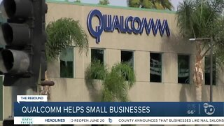 Qualcomm helps small businesses