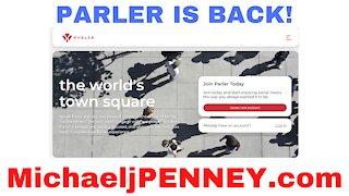 Parler Is Back