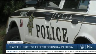 Peaceful Protests Saturday and Sunday in Tulsa