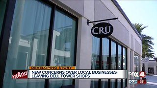 Chain restaurants replace local eateries at Bell Tower