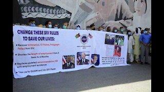 BIDEN PLEDGES TO START EVACUATING AFGHAN INTERPRETERS BY END OF JULY