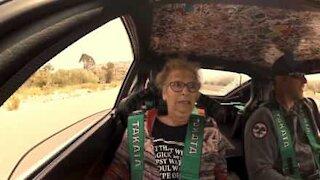 Cette maman affronte sa plus grande peur en voiture