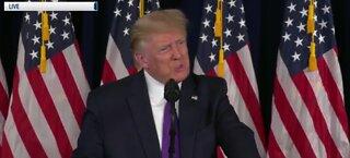 Trump continues to criticize Nevada Gov. Sisolak