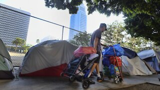 Census Bureau Workers Begin Counting Homeless