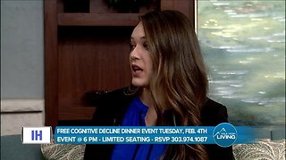 Integrated Health Center - Cognitive Decline Dinner