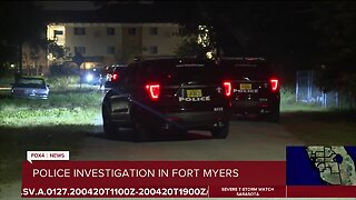 Overnight shooting investigation in Fort Myers