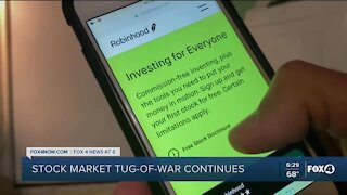 Main Street vs Wall Street: Stock market tug-of-war continues