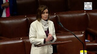 Pelosi wins reelection as House speaker, in Democratic caucus vote