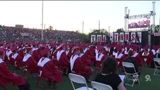 Citing health concerns, TUSD cancels in-person graduation ceremonies