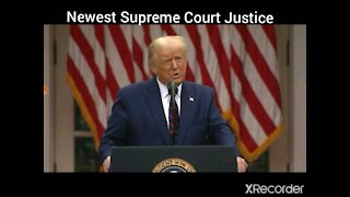 Newest Supreme Court Justice
