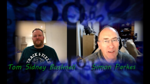 TOM NUMBERS AND SIMON PARKES TALK ABOUT GEMATRIA