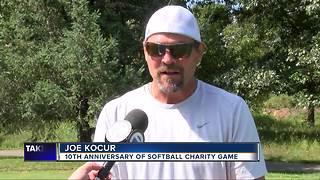 Joe Kocur hosting 10th annual softball game for charity
